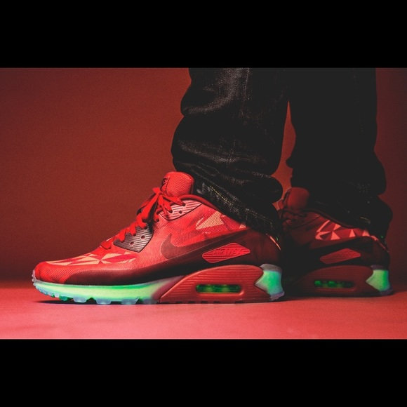 new york 02383 14637 Nike AirMax 90 Ice Gym Red. M 5b394ab1c6177716f12723f4